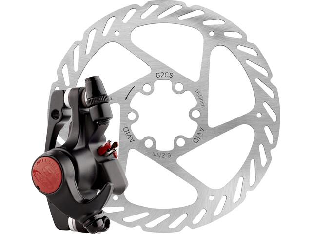 Avid Bearing 5 Disc Brake Foran / bak